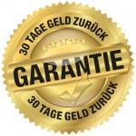Garantie - 30 Tage Geld zurck